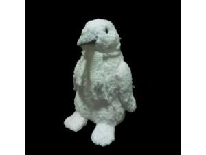Διακοσμητικός Πιγκουίνος Λευκός
