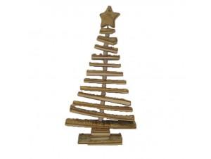 Χριστουγεννιάτικο Διακοσμητικό Δέντρο 50x25 εκ.