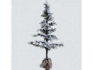Χριστουγεννιάτικο δέντρο χιονισμένο 1,40μ.