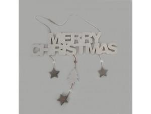 Χριστουγεννιάτικο ξύλινο Διακοσμητικό 00 x 00 εκ.