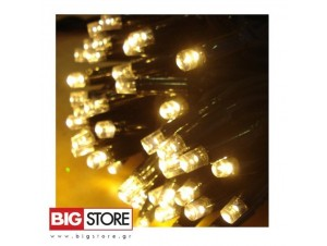 240 LED 31V  λαμπάκια θερμό χρώμα με 8 προγραμματα ΠΘ