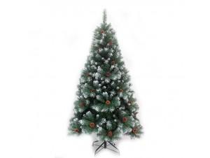 Χριστουγεννιάτικο Δέντρο Χιονισμένο Glitter Pine 1,50m