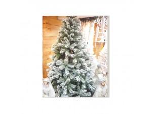 Χριστουγεννιάτικο Δέντρο Χιονισμένο Alpine 2,10
