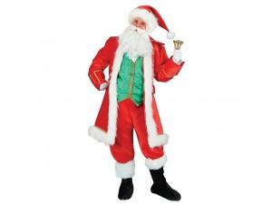 Χριστουγεννιάτικη στολή Άγιος Βασίλης Πράσινος