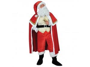 Χριστουγεννιάτικη στολή Άγιος Βασίλης Χρυσός