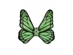 Αποκριάτικα Πράσινα Φτερά Πεταλούδας