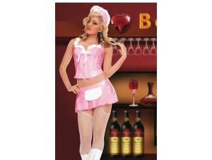 Αποκριάτικη στολή Sexy Σερβιτόρα