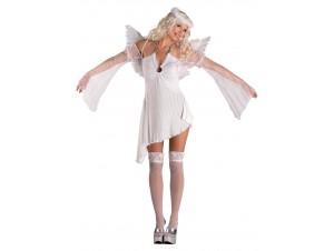 Αποκριάτικη στολή Αγγελος με Φτερά
