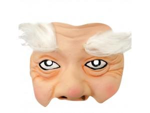 Αποκριάτικη Μάσκα Ματιών Latex Αη Βασίλη
