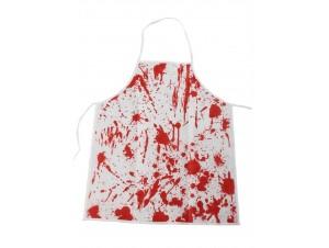 Αποκριάτικη Ποδιά Με Αίματα