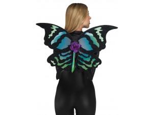 Αποκριάτικα Φτερά Πεταλούδας Πολύχρωμα