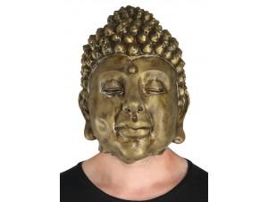 Αποκριάτικη Μάσκα Latex Βούδας