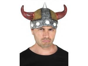 Αποκριάτικο Καπέλο Latex Βίκινγκ