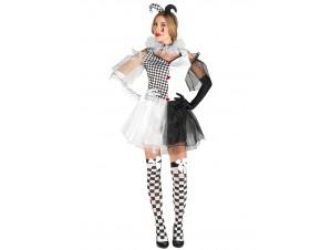 Αποκριάτικη στολή Fancy Harlequin
