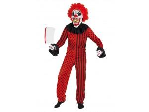 Αποκριάτικη στολή Terror Clown