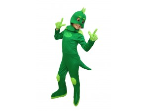 Αποκριάτικη στολή Πιτζάμα Ήρωας πράσινο