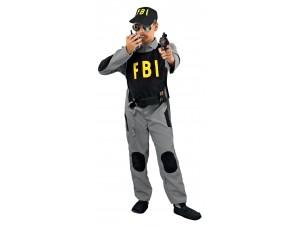 Αποκριάτικη στολή Πράκτορας F.B.I
