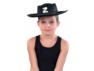 Αποκριάτικο Καπέλο Ζορρό
