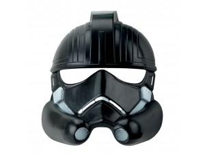 Αποκριάτικη Μάσκα μαύρου στρατιώτη