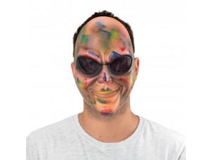 Αποκριάτικη Μάσκα με σπρέυ