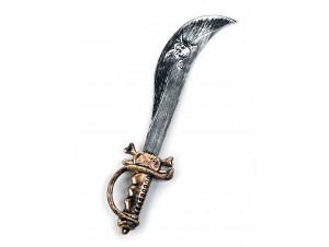 Αποκριάτικο Σπαθί πειρατή 45 εκ.