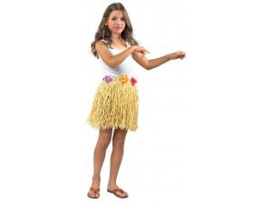 Αποκριάτικη Φούστα Χαβανέζικη παιδική