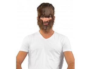 Τριχωτή μάσκα προσώπου