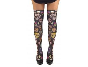 Κάλτσες με νεκροκεφαλές