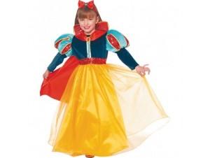 Αποκριάτικη στολή Κορίτσι Χιονάτη