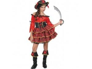 Αποκριάτικη στολή Κορίτσι Βασίλισσα των Πειρατών
