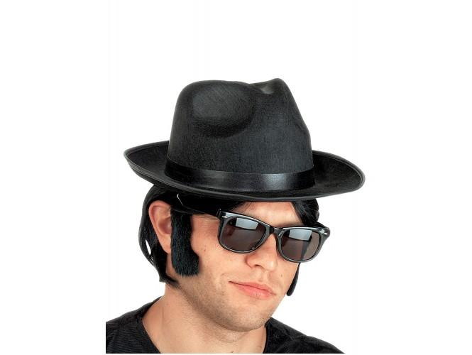 Αποκριάτικο καπέλο Μαφίας