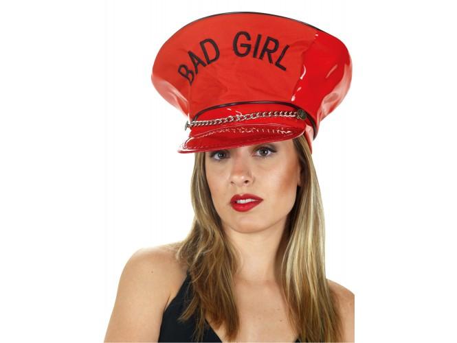 Αποκριάτικο καπέλο Bad Girl