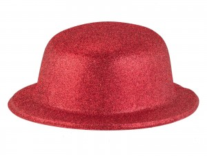 Καπέλο με γκλίτερ