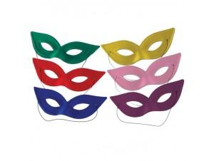Αποκριάτικη μάσκα ματιών οβάλ