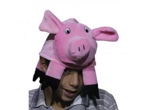 Αποκριάτικο καπέλο Αγελάδα