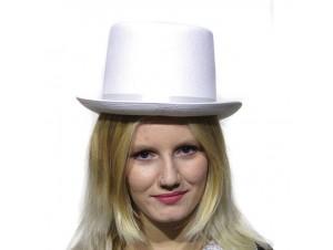 Αποκριάτικο καπέλο ημίψηλο Μαύρο
