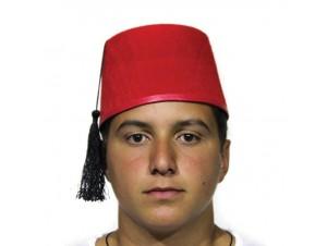 Αποκριάτικο καπέλο φέσι Τούρκου