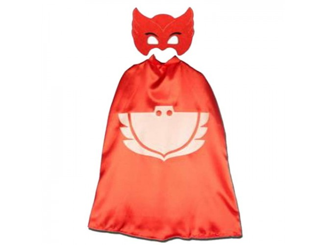 Αποκριάτικη Κάπα Pijama Man Κόκκινο