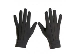 Αποκριάτικο αξεσουάρ Γάντια Λευκά
