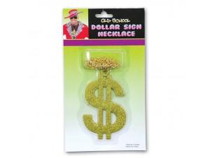 Αποκριάτικο Κολιέ Δολλάριο