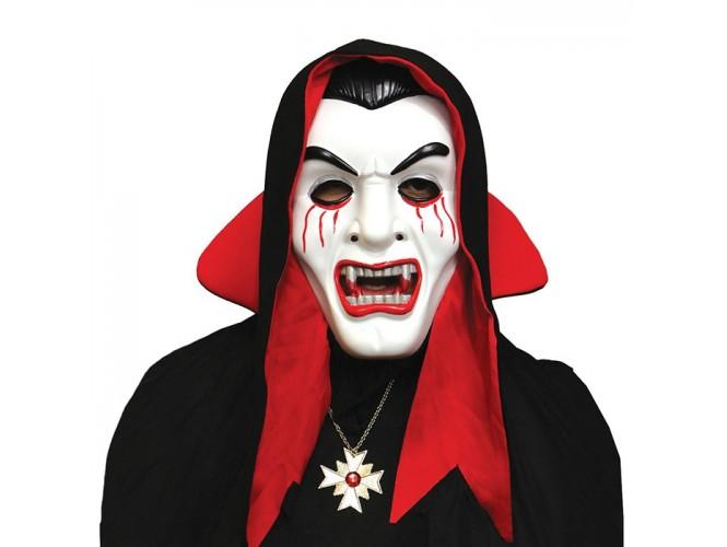 Αποκριάτικη μάσκα Latex Διάβολος