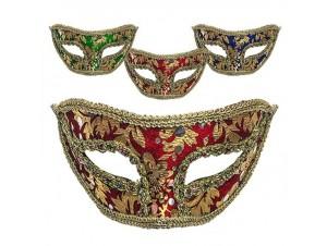 Αποκριάτικη μάσκα ματιών Βενετσιάνικη