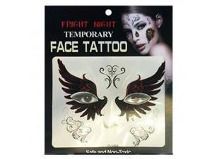 Αποκριάτικο Τατουάζ προσώπου