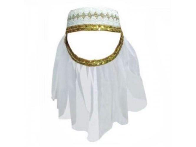 Αποκριάτικο καπέλο Χανούμισας