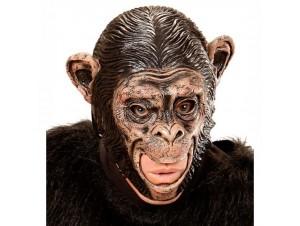 Αποκριάτικη Latex μάσκα Κλόουν τρόμου