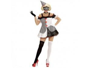 Αποκριάτικη στολή Γυναίκα Τσίρκο Medium