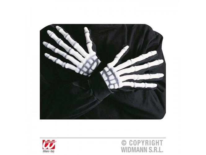 Γάντια σκελετός