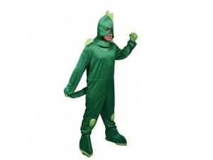 Αποκριάτικη στολή  Πιτζαμοήρωας Πράσινος