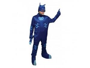 Αποκριάτικη στολή Πιτζαμοήρωας Μπλε