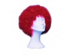Αποκριάτικη Περούκα ΠΩΛΙΝ Κόκκινη